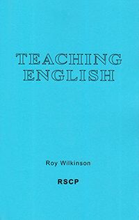 Teaching English by Roy Wilkinson