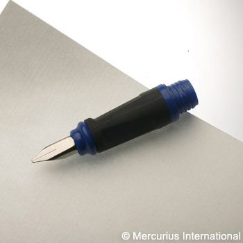 Calligraphy nib Greenfield - 1.5 mm/0.06 inch - made in Germany