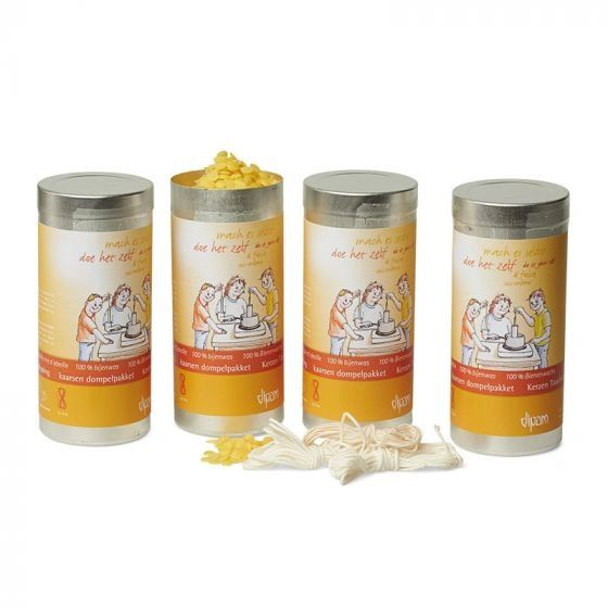 Beeswax candle making set 1 set