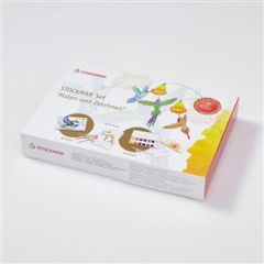 Stockmar paint and Drawing set