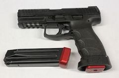 TF HK VP9/P30 Competition Basepad, red