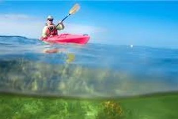 Key West kayak ibis bay paddle sports