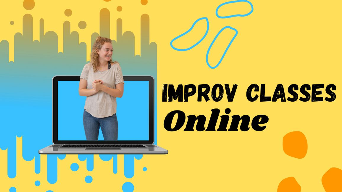 This Is Improv - Improv Classes Online