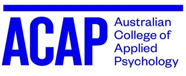 The logo for ACAP