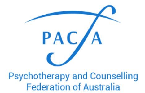 The logo for PACFA