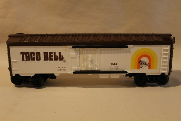 Taco Bell Reefer 7514