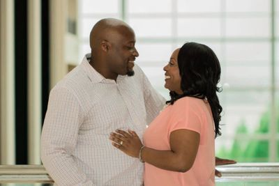 Eric and Temeka Thompson, Host of Marriage Takeover; The Body of One