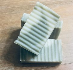 Rosemary Lime French Clay Handmade Soap
