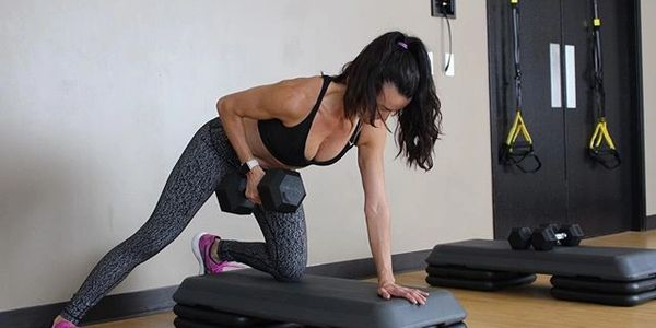High intensity interval training with Lori