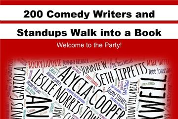 Free eBook Comedy writers and Standup Comedians