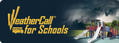 Tornado, severe thunderstorm and lightning alerts for your school