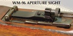 Williams Aperture Sight for M96 Mauser