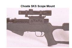 Choate SKS Scope Mount