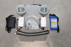 FPVLR PHANTOM 3 ADVANCED ANTENNA UPGRADE ..INCLUDES THE KIT AND LABOR WITH RETURN SHIPPING