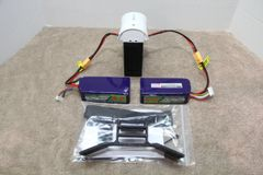 DJI INSPIRE ONE SMART BATTERY MOD AND KIT (TOTAL 8900ma ) INCLUDES FREE 2-3 DAY SHIPPING
