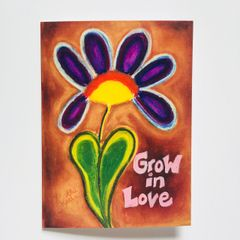 Grow In Love Card