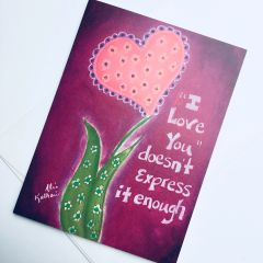 Express Love Card
