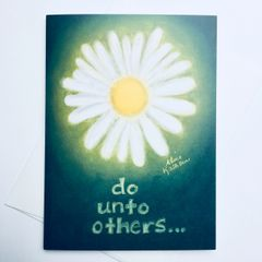Do Unto Others Card
