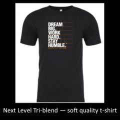 Dream Big Culture T-shirt