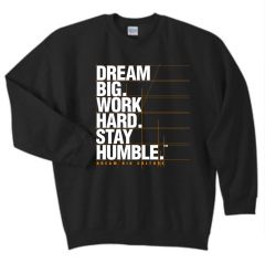 Dream Big Culture Crewneck Shirt
