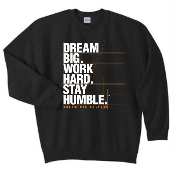 Dream Big Culture Crewneck Shirt