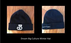 Dream Big Culture Winter Hat