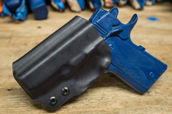 QUICK SHIP IWB Non-Light Bearing Kydex Holsters