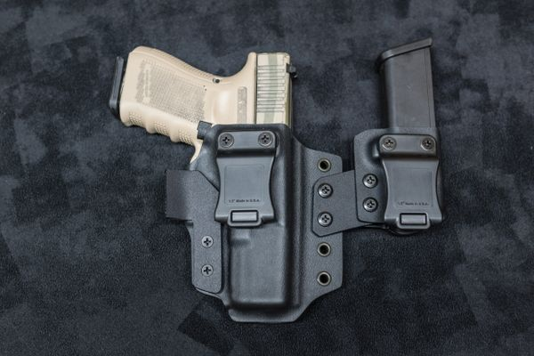 Appendix Carry IWB Kydex Holster (AIWB)