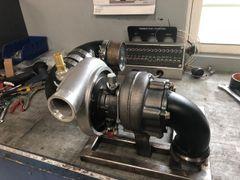 6.5L Turbo Upgrade Kit HX40II