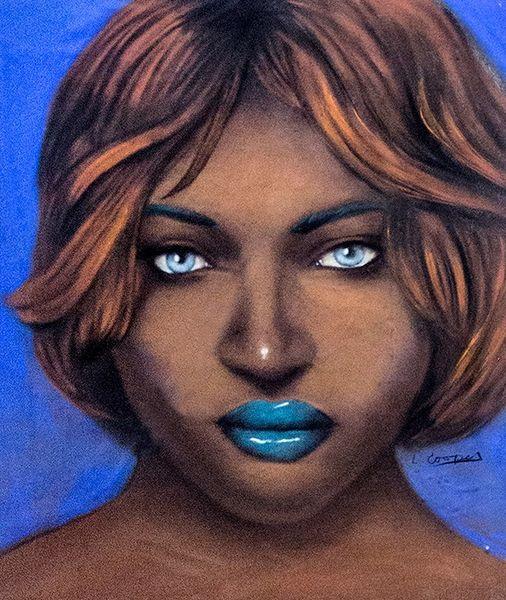 Lapis Lazuli Lips Original