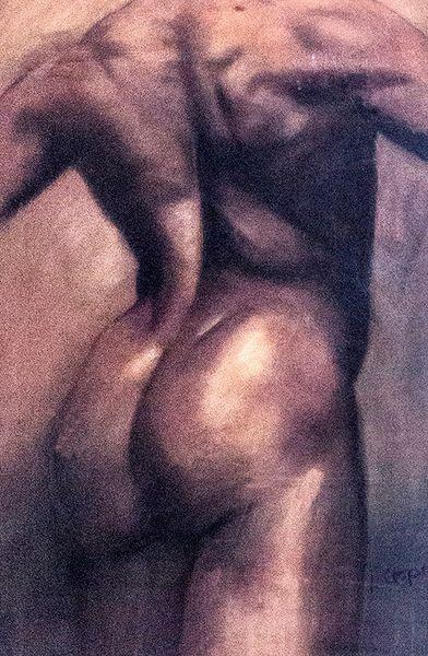 Nude Back Original
