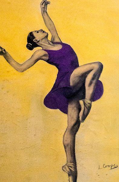 Ballet Hold Original
