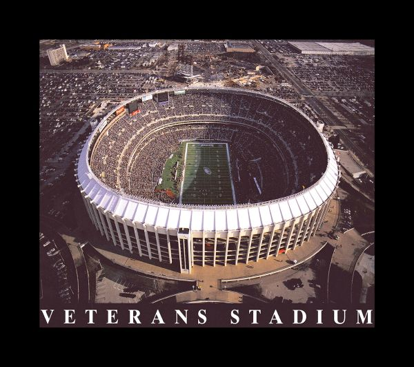 Philadelphia Veterans Stadium