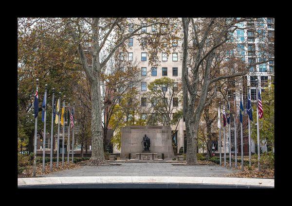 Philadelphia Washington Square Park