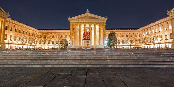 Amor at Philadelphia Museum of Fine Art