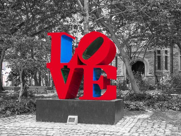 Philadelphia Love At University of Pennsylvania