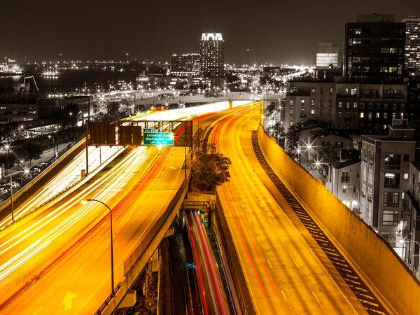 Philadelphia Columbus Blvd Highway