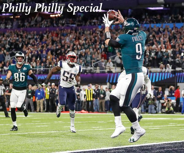 Philly Philly Special(Eagles)