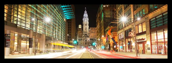 City Hall at Night(North)