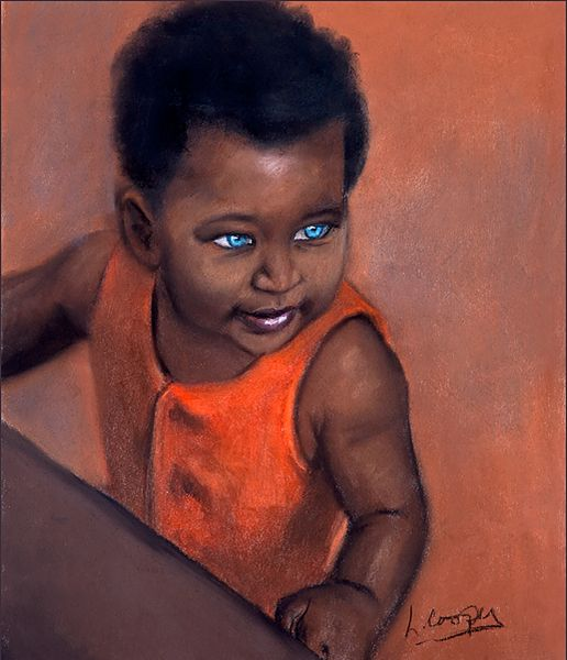 Blue-Eyed Boy 1