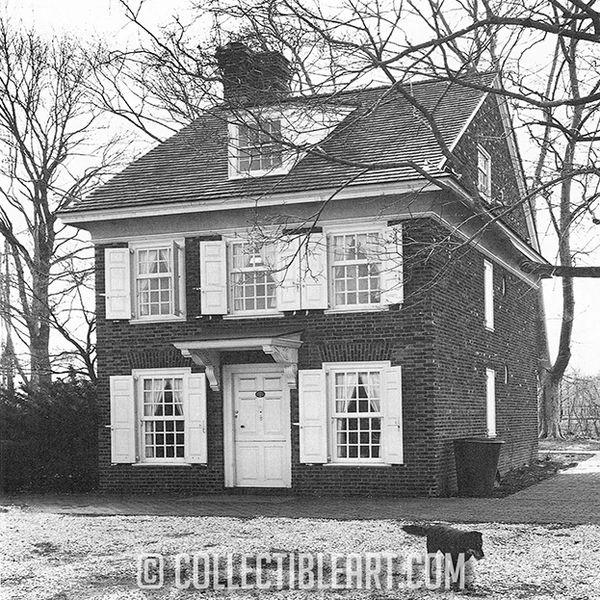 Betsy Ross House, Philadelphia PA, USA