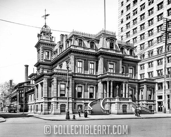 The Union League of Philadelphia, Circa 1905