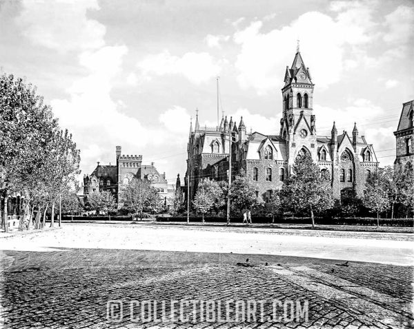 University of Pennsylvania, Circa 1906