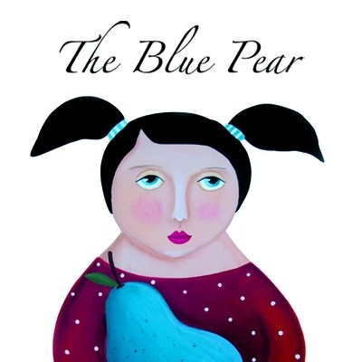 The Blue Pear