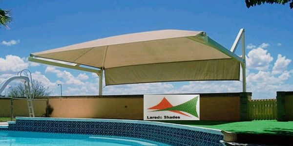 swimming pool sun shade
