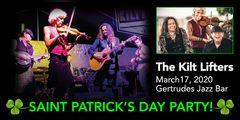 The Kilt Lifters - March 17, Tuesday - Gertrude's Jazz Bar - Kailua-Kona