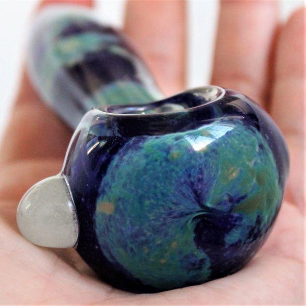 LIMITED EDITION * Earth and Moon Pipe * Cosmic Pipe * Galaxy Pipe * Universe * Stars * Solar Eclipse