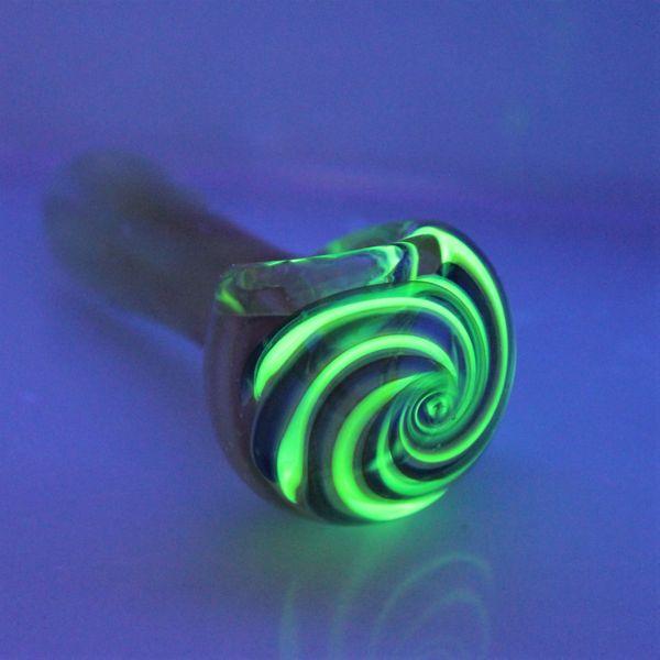 The Vertigo - Color Changing Illuminati pipe
