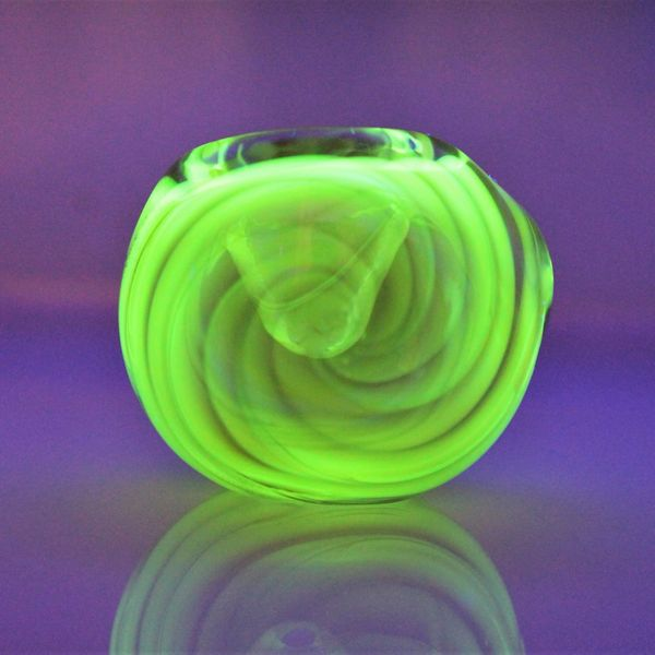 The Time Warp - Color Changing Illuminati Twist Pipe