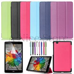 "Lg G Pad X 8.0"" / G Pad III 8.0"" Soft PU Leather Case Cover"